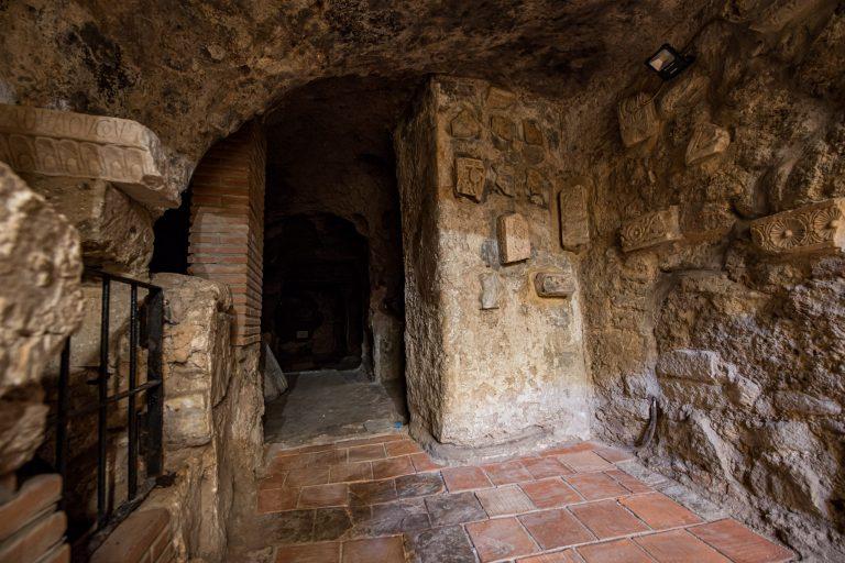 Comune di Sant'Antioco - Catabombe